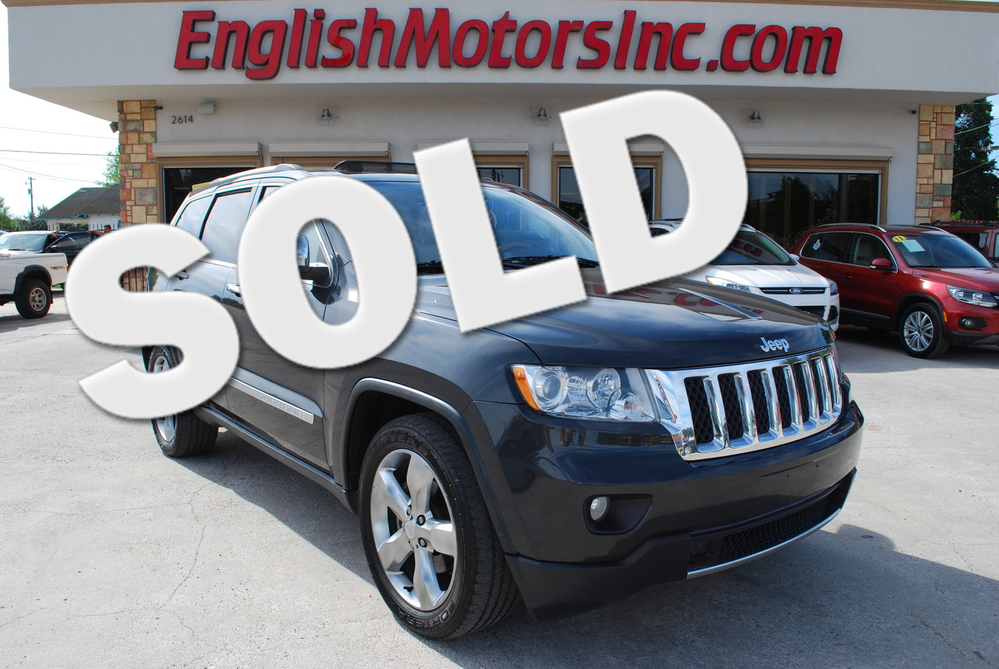 2011 jeep grand cherokee overland brownsville tx english English motors inc