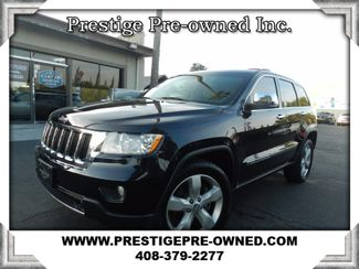 2011 Jeep Grand Cherokee in Campbell CA
