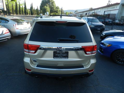 2011 Jeep Grand Cherokee Overland Summit (*AWD & All OPTIONS*)  in Campbell, CA
