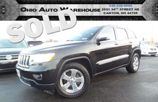 2011 Jeep Grand Cherokee Limited 4x4 Leather Sunroof Cln Carfax We Finance | Canton, Ohio | Ohio Auto Warehouse LLC in  Ohio