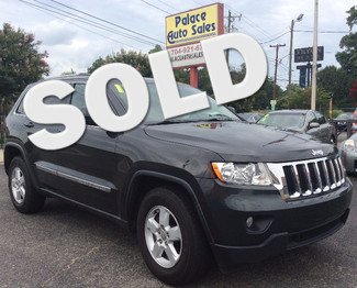 2011 Jeep Grand Cherokee Laredo CHARLOTTE, North Carolina