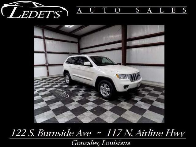 2011 Jeep Grand Cherokee Laredo - Ledet's Auto Sales Gonzales_state_zip in Gonzales Louisiana