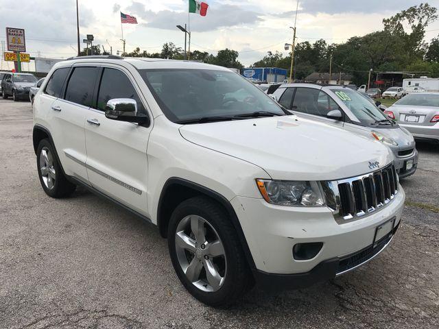 2011 Jeep Grand Cherokee Limited Houston, TX 4