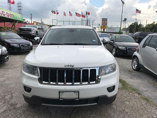 2011 Jeep Grand Cherokee Limited Houston, TX 1