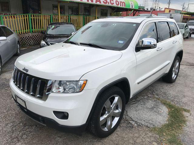 2011 Jeep Grand Cherokee Limited Houston, TX 2