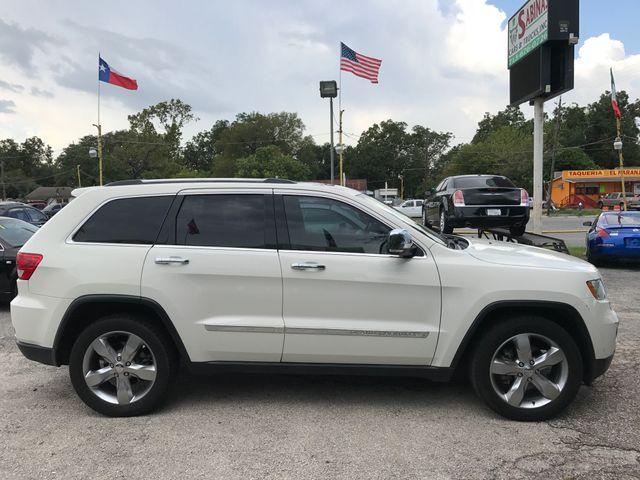 2011 Jeep Grand Cherokee Limited Houston, TX 5