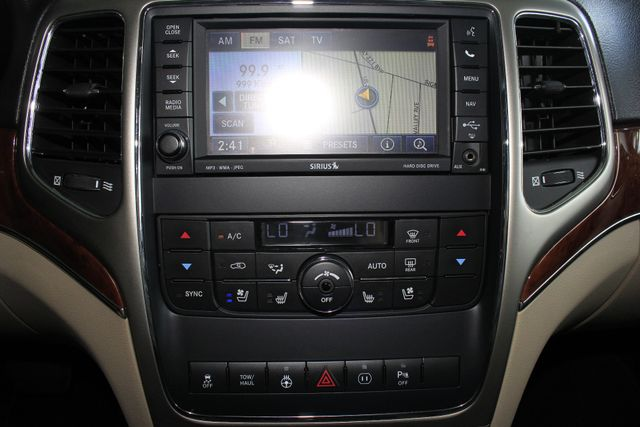 2011 Jeep Grand Cherokee Limited LUXURY 4WD - NAV - REAR DVD - SUNROOF Mooresville , NC 33