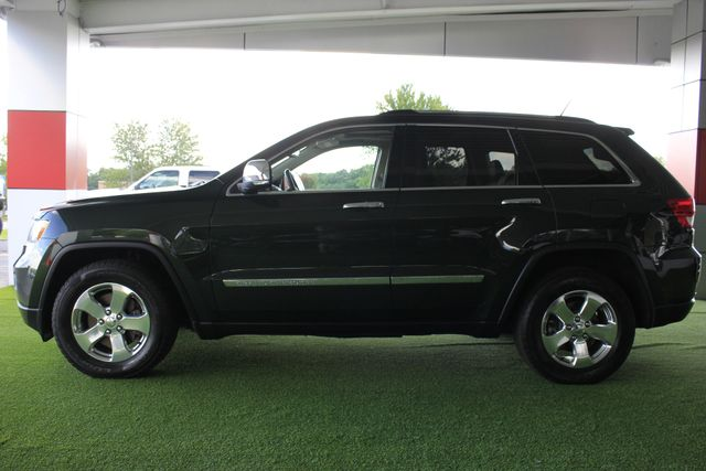 2011 Jeep Grand Cherokee Limited LUXURY 4WD - NAV - REAR DVD - SUNROOF Mooresville , NC 17