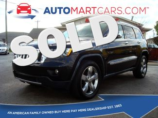 2011 Jeep Grand Cherokee Overland | Nashville, Tennessee | Auto Mart Used Cars Inc. in Nashville Tennessee