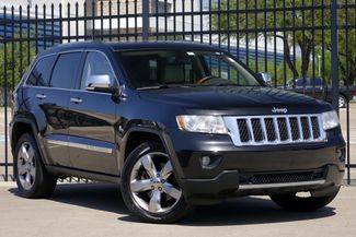 2011 Jeep Grand Cherokee Overland* 4x4* Leather* Sunroof* EZ Finance** | Plano, TX | Carrick's Autos in Plano TX