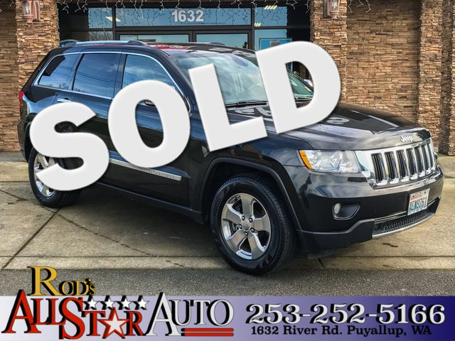 2011 Jeep Grand Cherokee Limited 4WD This vehicle is a CarFax certified one-owner used car Pre-ow