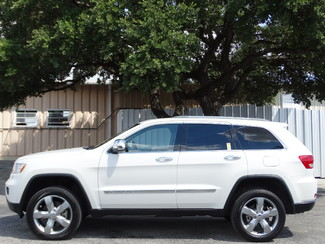 2011 Jeep Grand Cherokee Overland 4X4 in San Antonio Texas