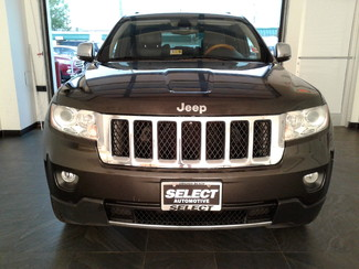2011 Jeep Grand Cherokee Overland 4X4 Virginia Beach, Virginia 1