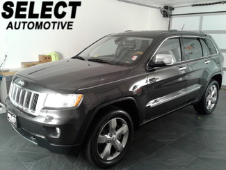 2011 Jeep Grand Cherokee Overland 4X4 Virginia Beach, Virginia