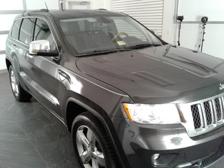 2011 Jeep Grand Cherokee Overland 4X4 Virginia Beach, Virginia 2