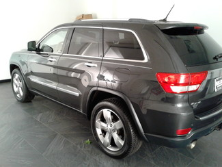 2011 Jeep Grand Cherokee Overland 4X4 Virginia Beach, Virginia 9