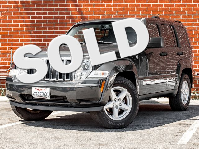 2011 Jeep Liberty Limited Burbank, CA 0