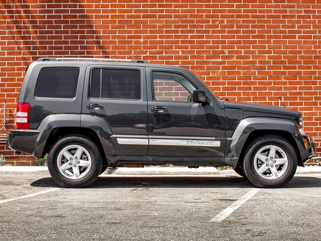 2011 Jeep Liberty Limited Burbank, CA 7