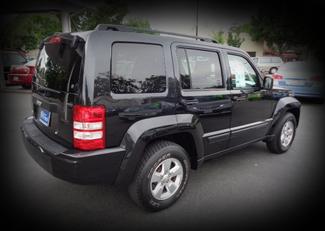 2011 Jeep Liberty Sport SUV Chico, CA 2