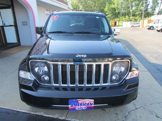 2011 Jeep Liberty Sport Jet Fremont, Ohio 3