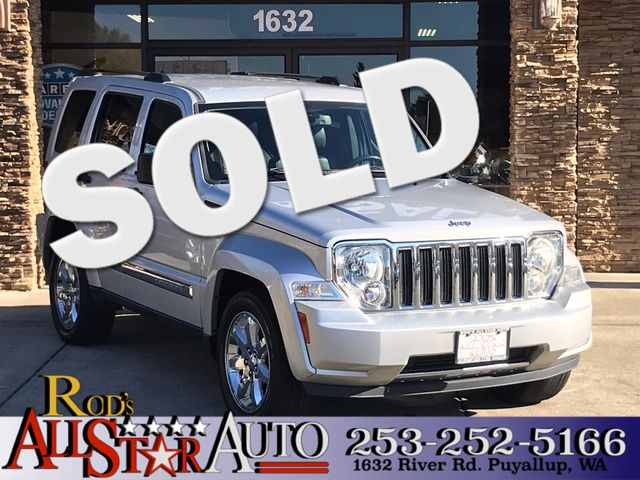 2011 Jeep Liberty Limited 4WD The CARFAX Buy Back Guarantee that comes with this vehicle means tha