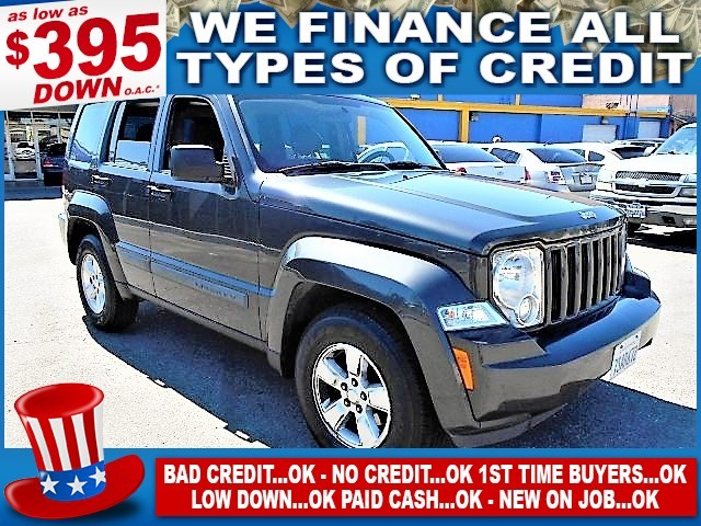 2011 Jeep Liberty Sport Limited warranty included to assure your worry-free purchase AutoCheck re