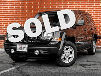 2011 Jeep Patriot Sport Burbank, CA
