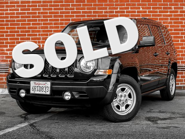 2011 Jeep Patriot Sport Burbank, CA 0