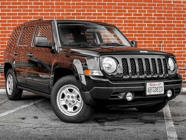2011 Jeep Patriot Sport Burbank, CA 1