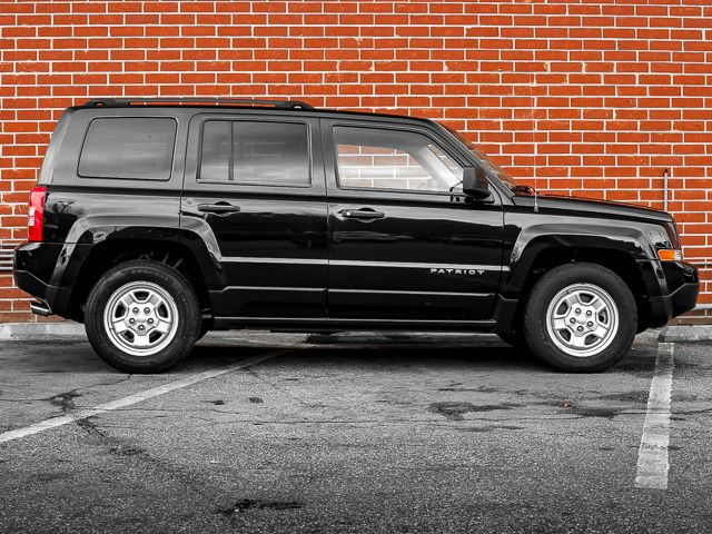 2011 Jeep Patriot Sport Burbank, CA 5