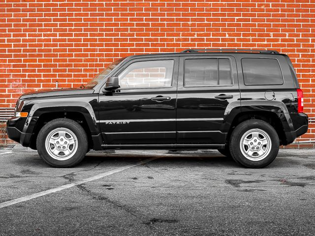 2011 Jeep Patriot Sport Burbank, CA 7