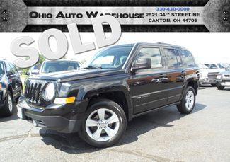 2011 Jeep Patriot Latitude 4x4 Sunroof Clean Carfax We Finance   Canton, Ohio   Ohio Auto Warehouse LLC in  Ohio