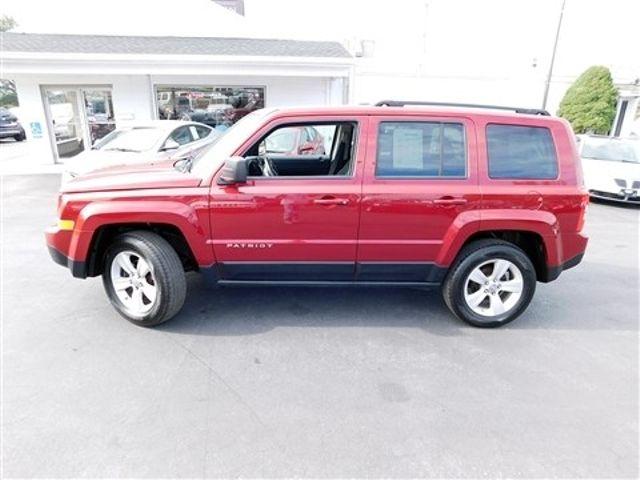 2011 Jeep Patriot Latitude Ephrata, PA 6