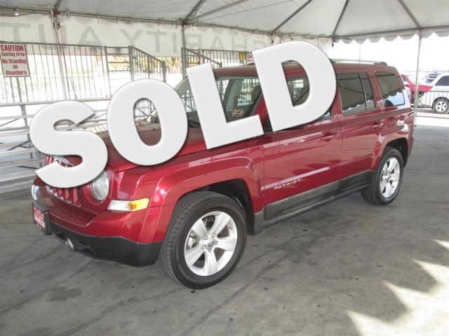 2011 Jeep Patriot Latitude X Please call or e-mail to check availability All of our vehicles ar