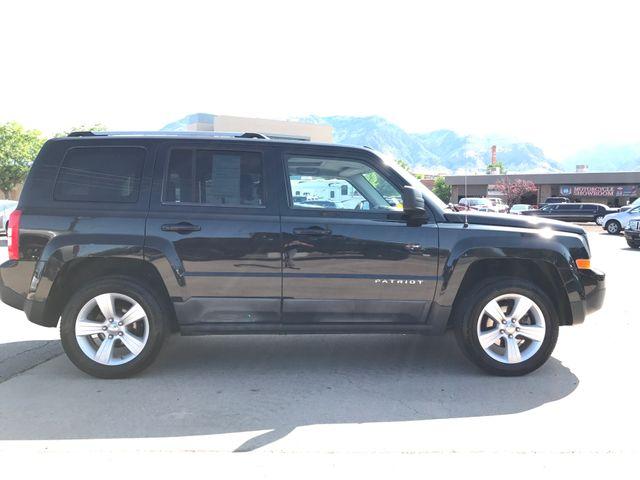 2011 Jeep Patriot Latitude X Ogden, Utah 5