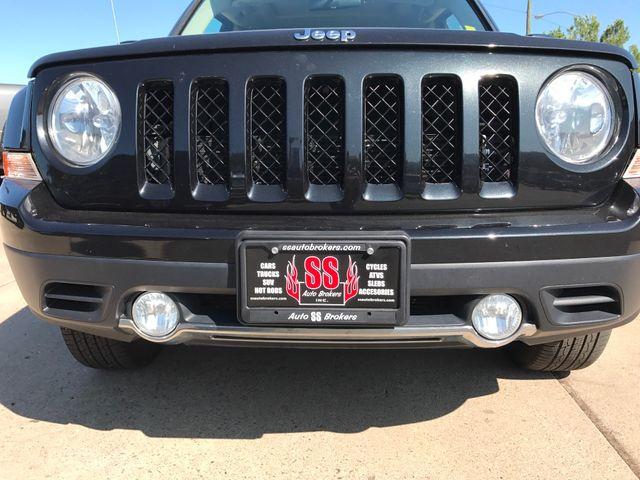 2011 Jeep Patriot Latitude X Ogden, Utah 8