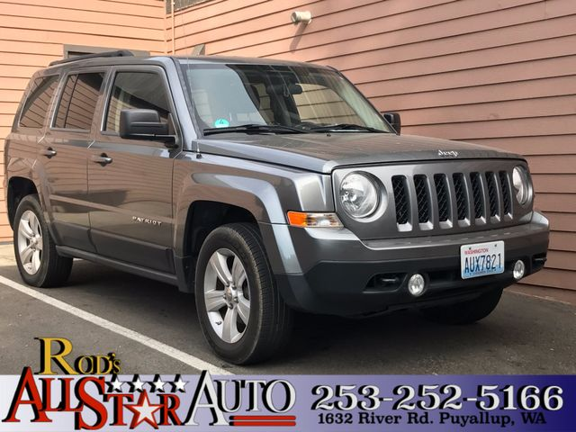 2011 Jeep Patriot 4WD The CARFAX Buy Back Guarantee that comes with this vehicle means that you ca
