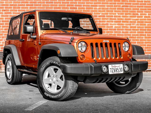 2011 Jeep Wrangler Sport Burbank, CA 1