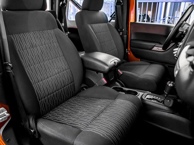 2011 Jeep Wrangler Sport Burbank, CA 12