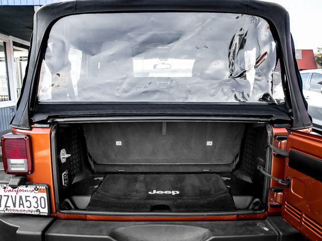 2011 Jeep Wrangler Sport Burbank, CA 20