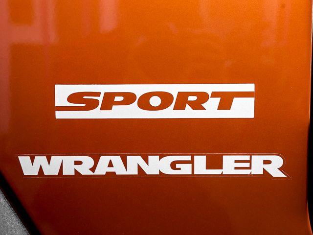 2011 Jeep Wrangler Sport Burbank, CA 22