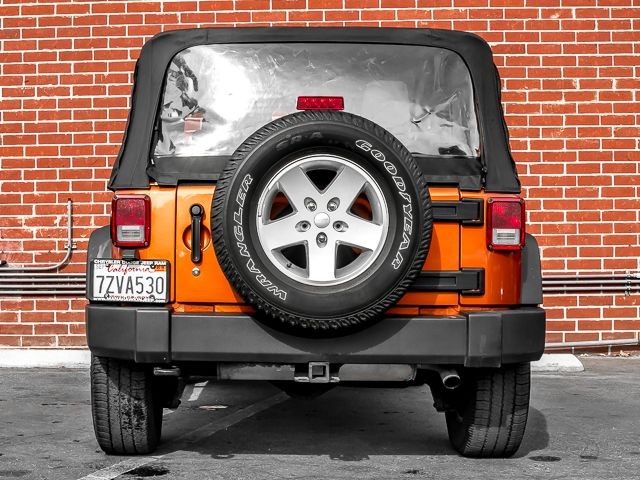 2011 Jeep Wrangler Sport Burbank, CA 3