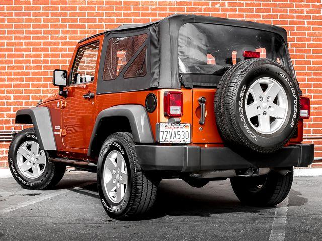 2011 Jeep Wrangler Sport Burbank, CA 6