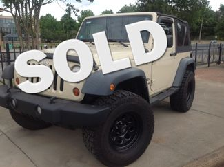 2011 Jeep Wrangler in Charlotte, NC