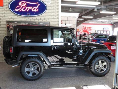 2011 Jeep Wrangler Rubicon Hardtop