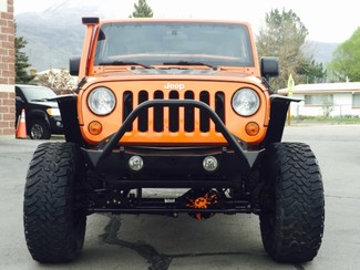 2011 Jeep Wrangler Sport LINDON, UT 6