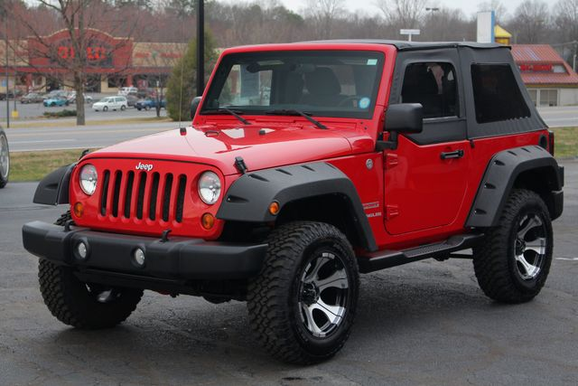 2011 Jeep Wrangler Sport 4WD - LIFTED - LOTS OF EXTRA$! Mooresville , NC 22