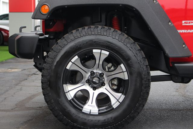 2011 Jeep Wrangler Sport 4WD - LIFTED - LOTS OF EXTRA$! Mooresville , NC 19
