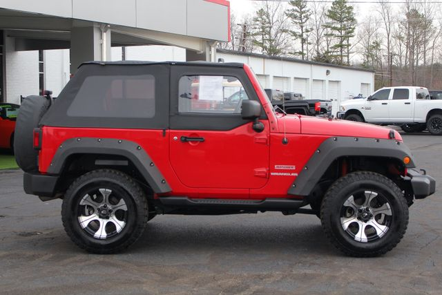 2011 Jeep Wrangler Sport 4WD - LIFTED - LOTS OF EXTRA$! Mooresville , NC 13