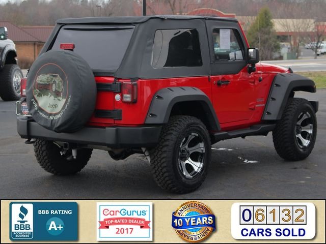 2011 Jeep Wrangler Sport 4WD - LIFTED - LOTS OF EXTRA$! Mooresville , NC 1